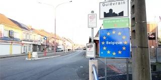 Déplacements Belgique